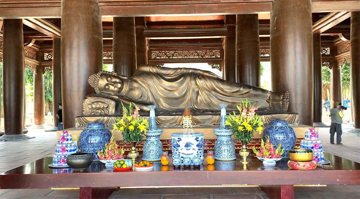 Thường Phật Nằm - Thích Ca Mâu Ni